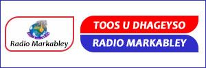 Dhageyso Radio Markabley